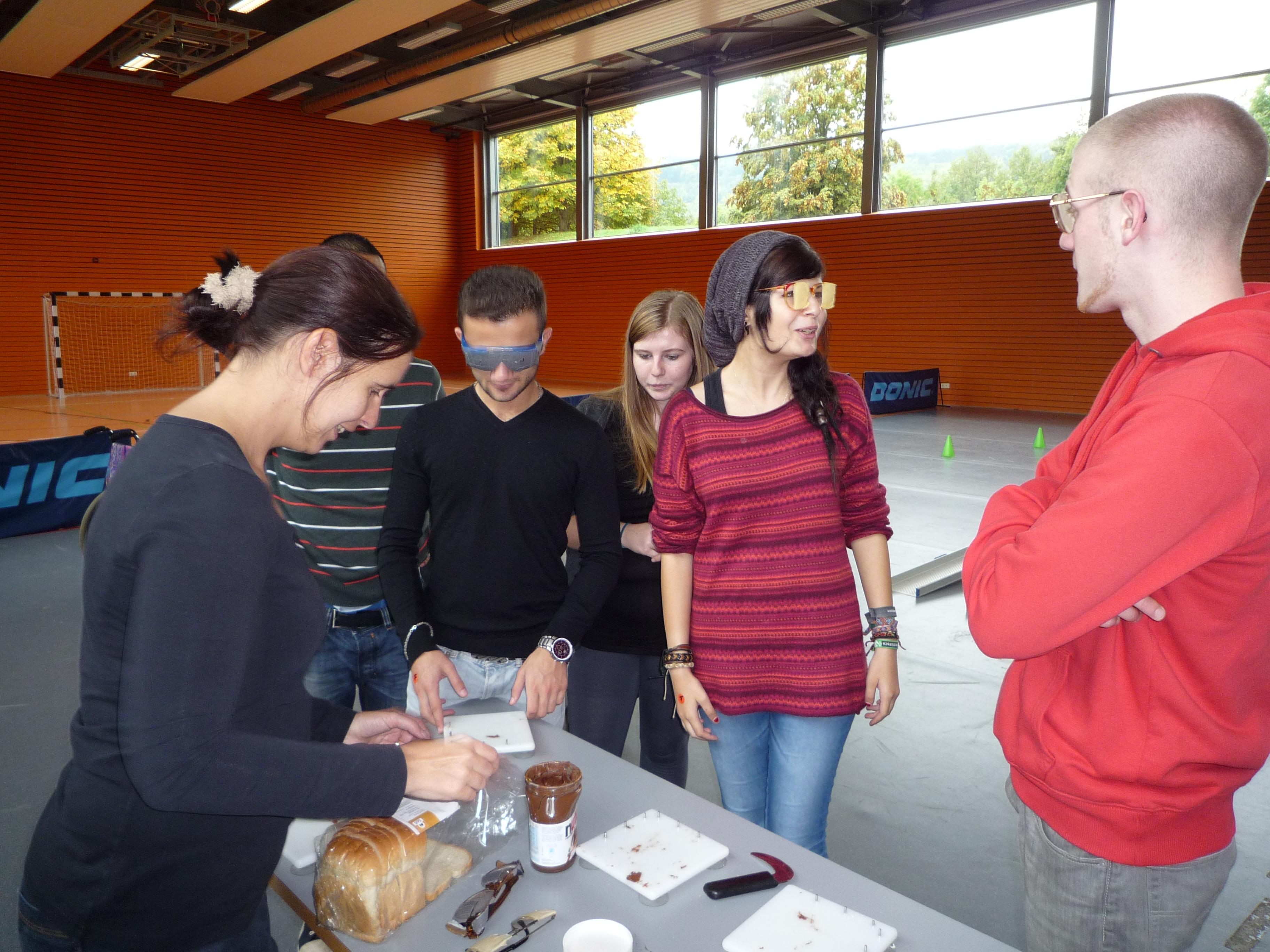 Workshop Körperliche Behinderung
