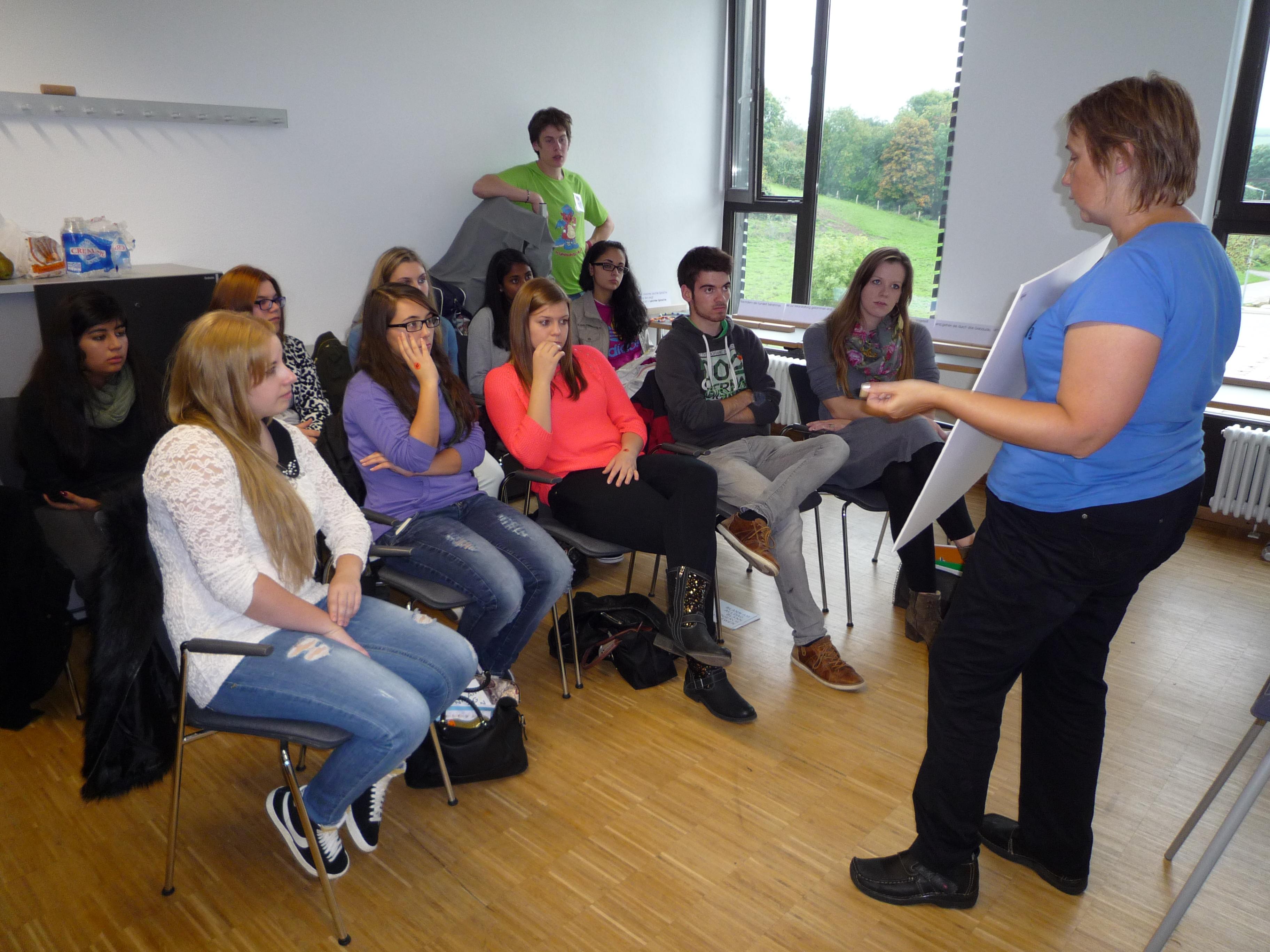 Workshop Leichte Sprache