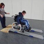 Atelier handicap physique