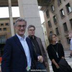Ministre de la Justice, Directeur du Musée national de la Résistance & Chargée de direction du CET